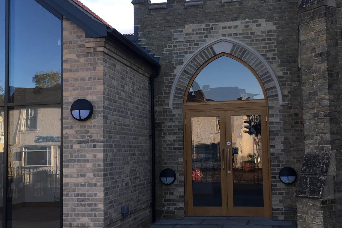 Histon Methodist Church, Phase 1, 2 and 3