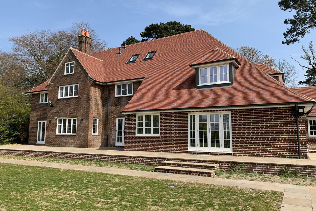 Private Residence, Cambridge